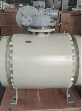 20 Inch, ANSI Class 600 ball valve