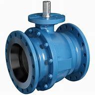 A216 WCB body ball valve