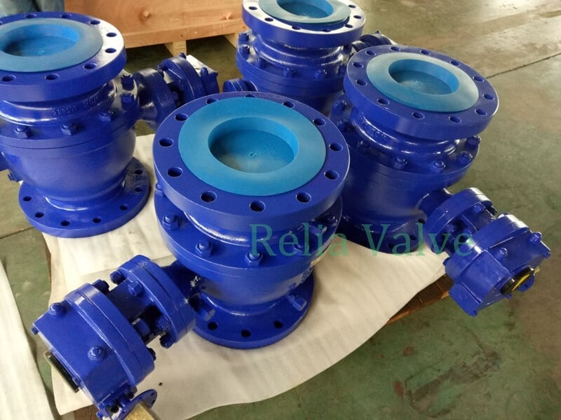 WCB Ball Valve Suppliers