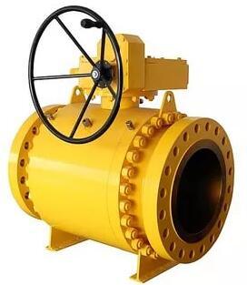 Oil & Gas Pipeline Ball Valve